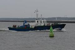 DSC_5088 (sauliusjulius) Tags: lvlpx liepaja latvia port libau karosta libava pilot4 pilot vessel liepāja mmsi 275038000 call sign yl2475