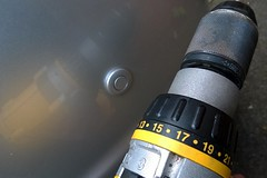dewalt drill parkingsensors project365