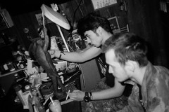 In the workshop of sculptors Klykov (Andrey  B. Barhatov) Tags: moskva moscow russia reportage observer ru expiredfilm overduefilm fomapan100classicblackandwhitenegativefilm fomapan100 fomapan blackandwhiteonly bnw blackandwhite bnwmood bnwfilm monochrome monotone bw grain analoguephotography 2017 analogphoto filmtype135 filmfilmforever filmoriginal filmmood filmisnotdead film lomography people barhatovcom atwork konicac35efp 35mm россия москва люди наблюдатель просрочка пленка фотопленка чернобелое epsonstylusphotorx500 noiretblanc noir black