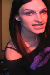 Purple Lips (Harley Atwood) Tags: shemale ts tgirl tranny transgender transsexual trans transgirl mtf harley atwood ladyboy