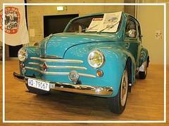 Renault 4 CV, 1952 (v8dub) Tags: renault 4 c v 1952 schweiz suisse switzerland fribourg freiburg french otm pkw voiture car wagen worldcars auto automobile automotive old oldtimer oldcar klassik classic collector
