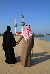 Love is in the air, Kuwait city (Frans.Sellies) Tags: img5214 kuwait kuwaittowers kuwaitcity