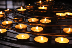 Wishes (Marta FC) Tags: velas deseos peticiones wishes catedral tealight vela candle