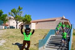 CRK_4595 (National Park Trust's Buddy Bison) Tags: bennettelementaryschool laughlin nevada nv caesars hero bigbendofthecoloradostaterecreationarea pyramidcanyonpark ck