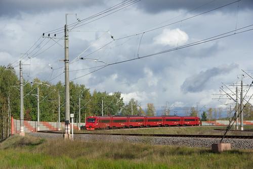 Sheremetevo airport line, Aeroexpress ED4MKM-AERO-0005