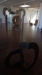 My Impressions of The Noguchi Museum NYC # 58 (catchesthelight) Tags: noguchi thenoguchimuseumnyc stone sculptures metal