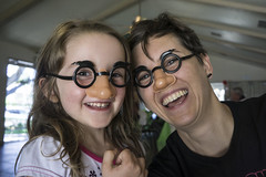 Day 3735 (evaxebra) Tags: ewa luna funny glasses nose eyebrows groucho marx silly
