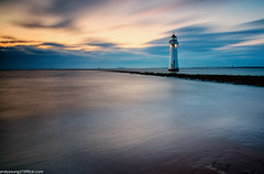 Perch Rock Lighthouse (8 of 12) (andyyoung37) Tags: merseyside newbrighton perchrocklighthouse seascape uk beach sunset thewirral wallasey england unitedkingdom