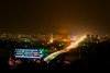 Kyiv at night (Oleksii Leonov) Tags: city bridge night ukraine kyiv киев nightcity a700 украина sonyalphadslr α700 dslra700 parkslavy nightkyiv