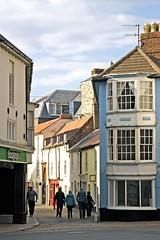 High Street (rosberond) Tags: street old uk buildings norfolk highstreet narrow cromer canonefs1785mmf456isusm