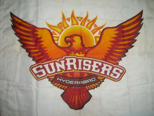 Sunrisers Hyderabad Flag
