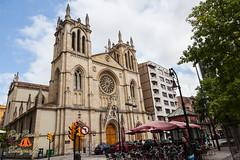 Iglesia de San Lorenzo de Gijon, Asturias. Espaa. (RAYPORRES) Tags: espaa asturias sanlorenzo iglesias junio gijon 2013