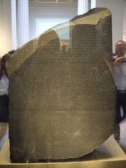Rosetta Stone (virtusincertus) Tags: london britain britishmuseum britain2013