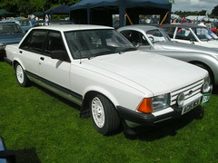 1984 Ford Granada 2.8 Injection Mk2 (micrak10) Tags: ford granada mk2 injection