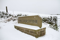 BOLSTERSTONE (Andrew Mansfield - Sheffield UK) Tags: winter england snow sheffield southyorkshire bolsterstone