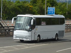 YJL 693 (Cammies Transport Photography) Tags: bridge bus coach south forth toll queensferry laurencekirk a90 bova vdl of yjl693 mwnicoll