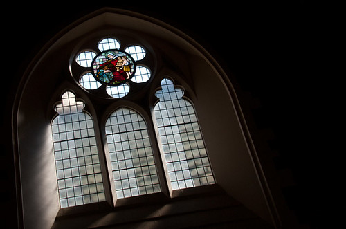 Chapel windows