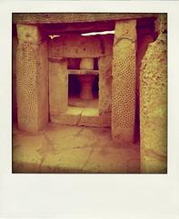 Ħaġar Qim (k8rry) Tags: megalithic malta unescoworldheritagesite templee poladroid ħaġarqim globigerinalimestone