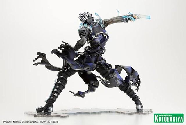壽屋 ARTFX J Statue 槍神黑色版本