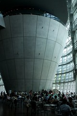 THE NATIONAL ART CENTER, TOKYO (ebaebajpn) Tags: 35mm canon eos f14 sigma 6d