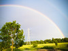 20130614-2503 (sajorphoto) Tags: newjersey rainbow unitedstates nj iphone hopewelltownship iphoneography iphone4s