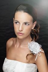 Vanity Hairstyle - Bride (Andrea Livieri) Tags: wedding portrait fashion hair bride photo andrea vanity ceremony sposa cerimonia acconciature livieri