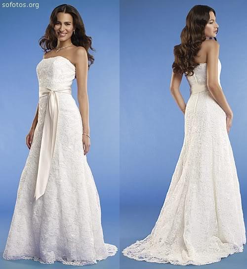 Vestido de noiva muito lindo