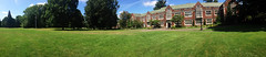 Reed College (judy-chen) Tags: panorama usa college reed oregon america campus portland us unitedstates or pacificnorthwest portlandor portlandoregon reedcollege pw iphone portlandore eliothall iphone5