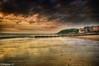 The Divide (Roamer 57 (Not Around Much)) Tags: sea sky beach nature clouds sunrise norfolk cromer roamer57 magicunicornmasterpiece galleryoffantasticshots