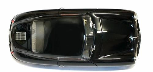 AutoArt Porsche 356 sopra