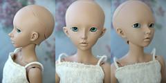 celine-profile (Dancing*Butterfly) Tags: doll tan bjd fairyland abjd mnf minifee