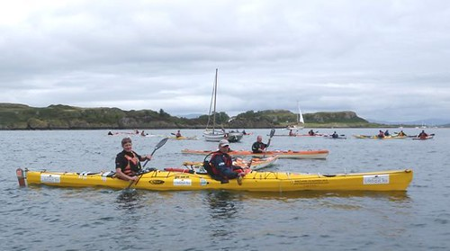 2013 Oban Sea Kayak Race 7