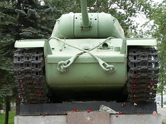 "KV-85 (obekt 239)  (9) • <a style=""font-size:0.8em;"" href=""http://www.flickr.com/photos/81723459@N04/9628085246/"" target=""_blank"">View on Flickr</a>"