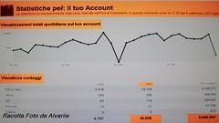 2013 5 settembre un pò di numeri (Roma ieri, Roma oggi: Raccolta Foto de Alvariis) Tags: visualizzazioni 5000000 alvarodealvariis