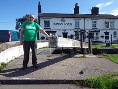 Walking 10K for Macmillan. (Wildlife Terry) Tags: canal sponsored support cheshire lock walk cancer kings trent terry 10k hughes mersey macmillan towpath wheelock middlewich justgiving wheelockwharf terryatwheelock