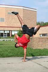 Just Do It (Larm2112) Tags: dance break dancing dancer nike freeze breakdance bboy