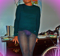 grey tights1 (bikentights) Tags: tights menintights greytights