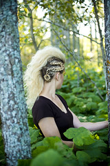(Haleyej) Tags: hair greek goddess makeup northshore mn mythology