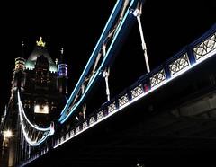 Tower Bridge at night. (Amidared) Tags: uk london thames towerbridge riverthames thamesbridges