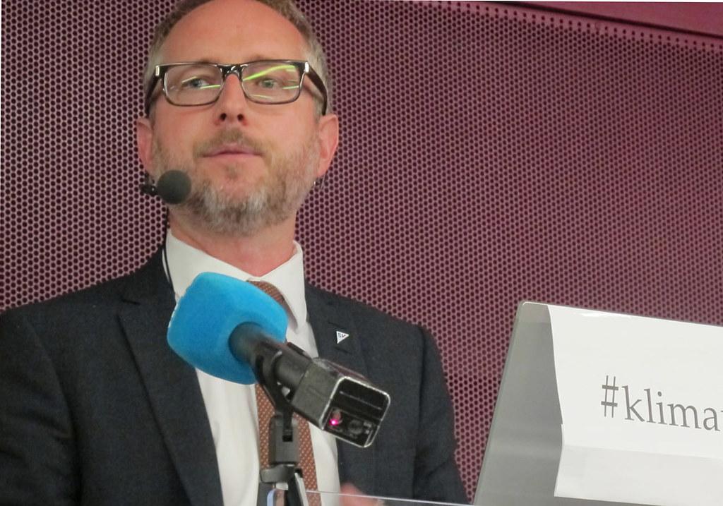 Miljøvernminister Bård Vegar Solhjell
