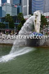 singapore_merlion_0019_3072x4608_300dpi (Asiatravel Image Bank) Tags: travel singapore asia merlion asiatravel singaporemerlion asiatravelcom