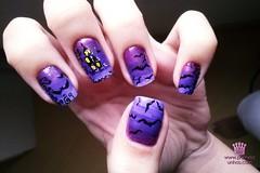 Halloween :D (PamelaOlliveira) Tags: art halloween nail dia nails das nailart capricho bruxas esmaltes clubedoesmalte esmaltedasleitoras unhadasleitoras