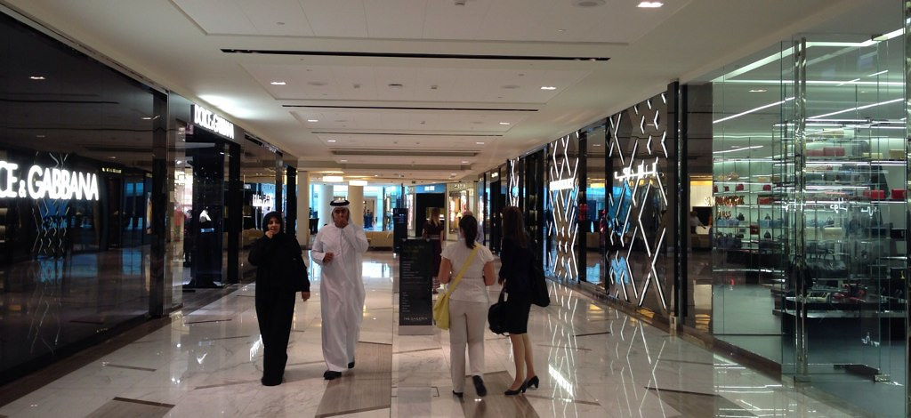 8aedd3a8668c The Galleria - Abu Dhabi (retailfood.it) Tags  fashion shop mall shopping