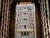 IMG_9736ac Awesome View of a Next Gopuram Through the Entry One (pfjc&pfjc2) Tags: india hindutemple southindia gopurams tamilnadustate godshiva maduraitown goddessmeenakshi dravidianstyle meenakshisundareshwarartemple 200411trip parvatiavatar