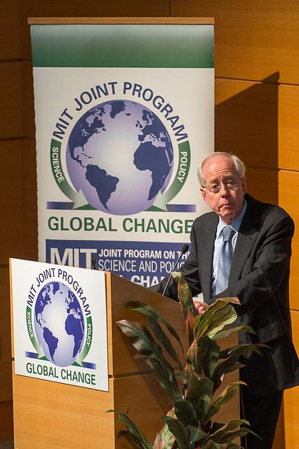 Professor Ronald Prinn, Co-Director of the Joint Program on the Science and Policy of Global Change