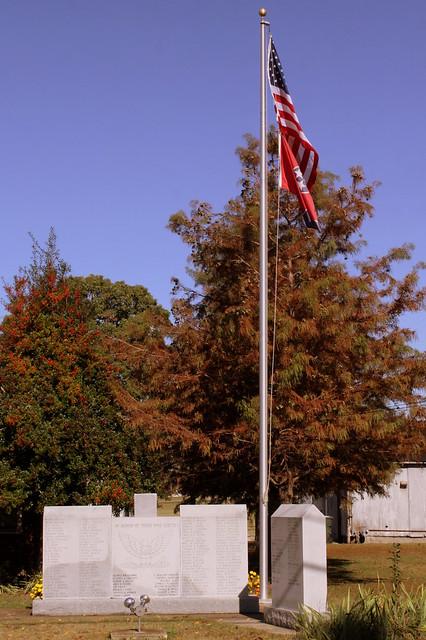 Sharon, TN Veterans Memorial