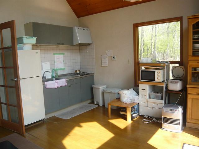 キッチン|貸別荘グリーンレストハウス那須高原