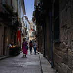 Streets of Old Guimaraes
