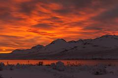 Beautiful winter morning (*Jonina*) Tags: winter sky mountains reflection clouds sunrise iceland sland vetur sk himinn speglun 2000views 10000views 5000views 3000views 2500views 100faves 50faves 6000views explored 7000views 8000views 200faves 12000views 9000views sandfell slarupprs 25faves fskrsfjrur 11000views 300faves faskrudsfjordur jnnagurnskarsdttir vision:sunset=0943 vision:clouds=0978 vision:ocean=0547 vision:outdoor=0932 vision:sky=0966