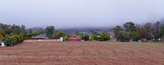 Farm in The Mist (dougsooley) Tags: farmhouse landscapes ilobsterit dougsooley